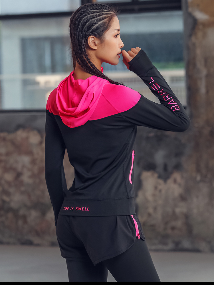 Custom Yoga/Running Jacket 18