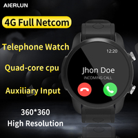 Smart Watch Android 4.4 Waterproof BT 4.0 3G Wifi GPS SIM For iPhone Smartwatch Men Women Wearable Devices Business and Sports