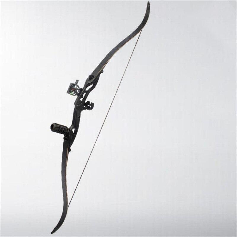 Livraison gratuite 30 lbs 35 lbs 40 lbs 45 lbs extérieur chasse tir à l'arc long tir à l'arc long arc classique arc de chasse 2019 nouveau