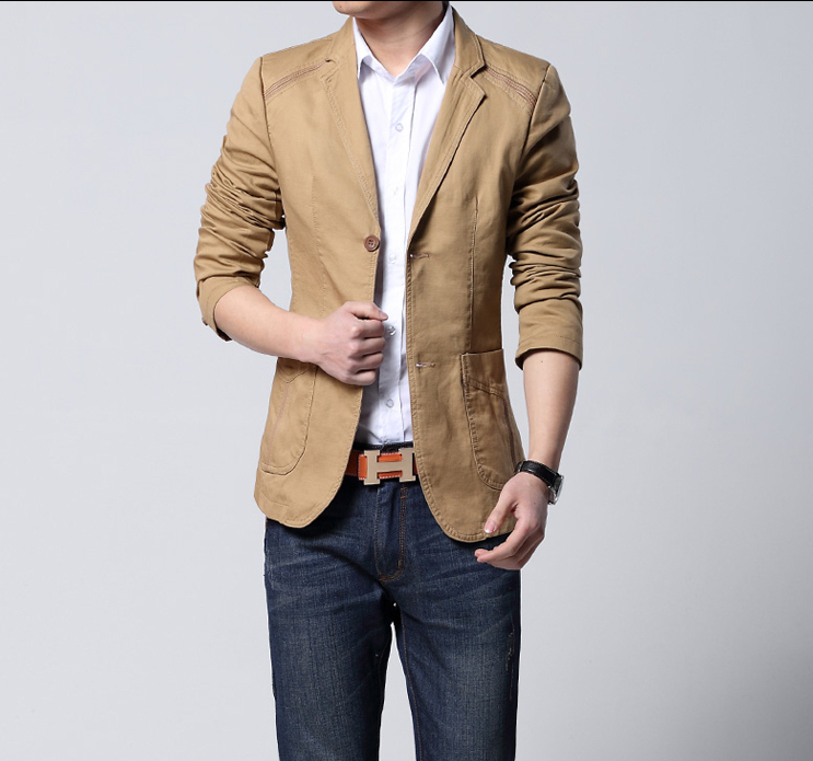 Compare Prices on Khaki Suit Jacket- Online Shopping/Buy Low Price