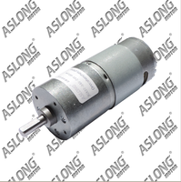 10pcs/lot,6 36v,6 400rpm, JGA37 540 The center of the shaft geared motor,Motor,Free shiping