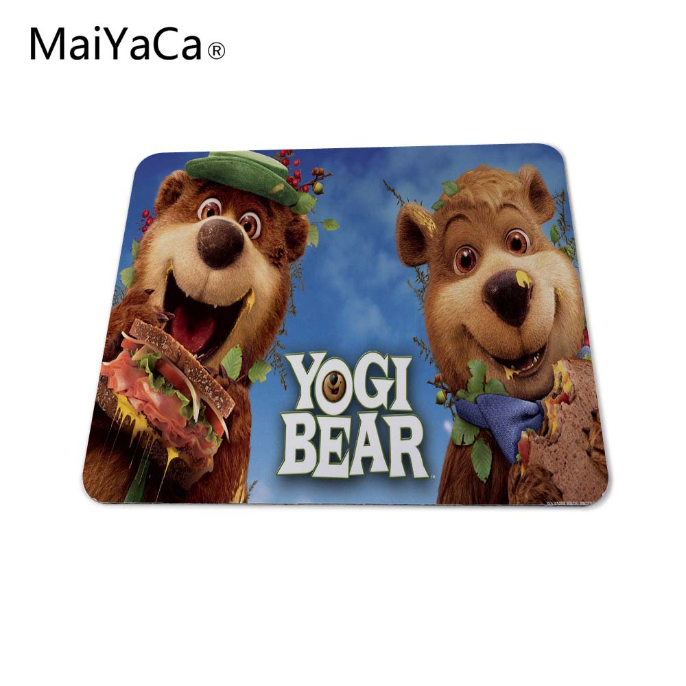 MaiYaCa Yogi Bear Movie Game Gaming Mouse Pad Mat Mousepad as Gifts Wholesale Not Lock Edge Mouse Pad-in Mouse Pads from Computer & Office on Aliexpress.com ...