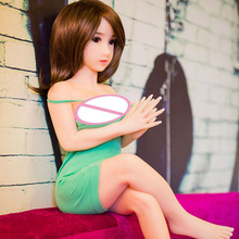Real silicone sex dolls Adult toy Lifelike Doll For Sex robot dolls For Men Japanese 100cm Skeleton Love doll SD25