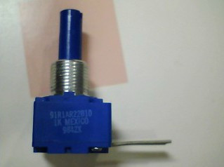 2PCS/LOT Mexico MEXICO potentiometer 0444X model 250K shaft length 22MM из опыта семейного врача