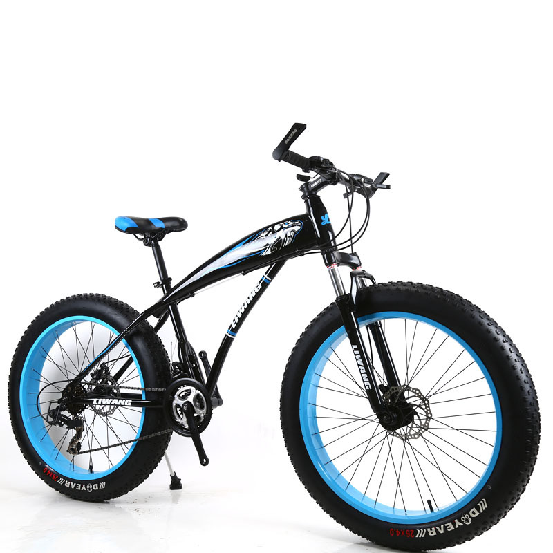 High Quality And High Equipment Aluminum Alloy Body Advanced Bicycle 24/26/inch 7/21/24/27/speed