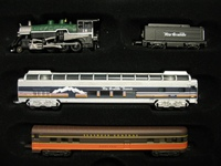 Genuine ATLAS 7165119 1: 220 Z ratio of model trains Fine Model Train Set Rare Collection model only one