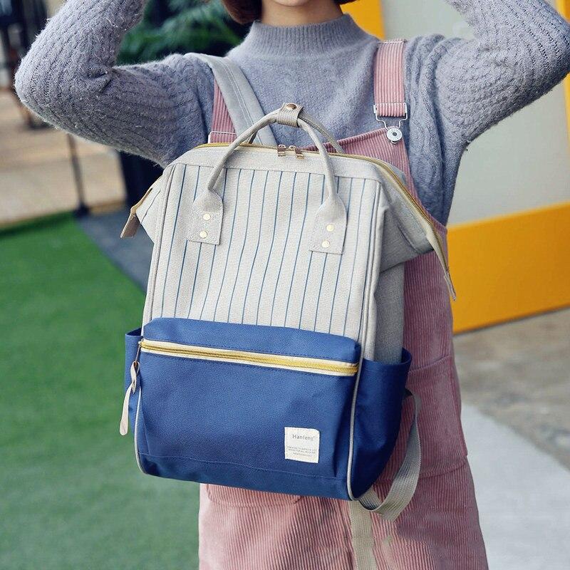 Fashion Women Backpacks School Bags For Teenagers Girls Shoulder Bag Travel Rucksack Bolsas Mochilas Femininas