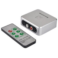 New Hot 3.5mm Music Digitizer Analog Music to MP3 Audio Capture Recorder Converter Support USB Drive SD Card @JH