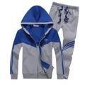 5-13 años de Primavera Otoño Ropa de Los Muchachos Trajes Chicos Adolescentes Deporte Ropa Boy Ropa de Los Niños Traje Traje Chico Jacket + Pant