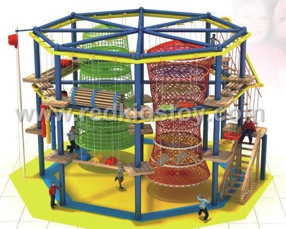 2015 Indoor Development Playground For Children Play Center HZ-063-2