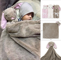 2016 New Baby sleeping bag children blankets toddler boys girls wrap