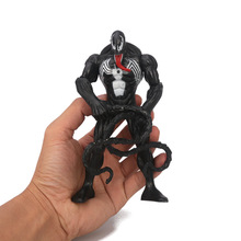 Super Heros Marvel Toys the Amazing Venom Spider Man Figure Venom Scale PVC Action Figures Superhero Collectible Model the amazing spider man venom carnage revoltech series no 008 action figure toy brinquedos figurals collection model