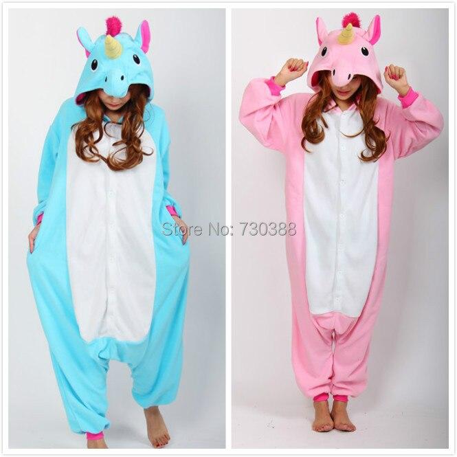 Weihnachten halloween blau pink candy einhorn onesie karneval kost 252 me