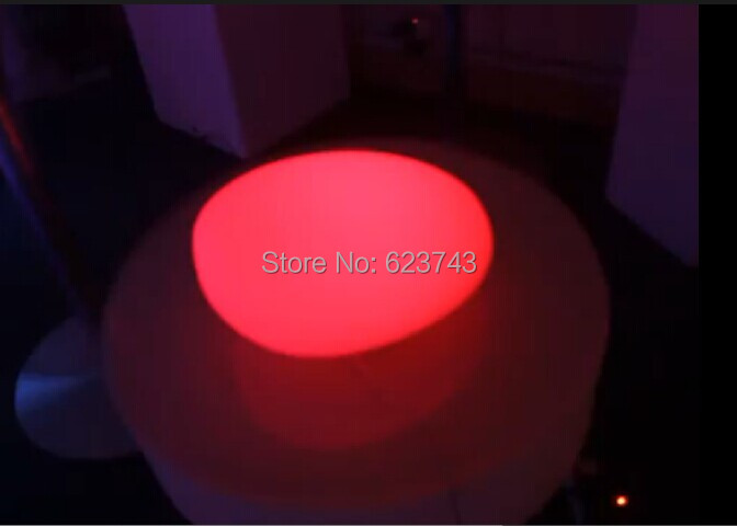 Free Shipping rechargeable Colorful glowing lighted Cobble stone LED SL LCL 2515 LED Swimming Pool Lamp LED Ball remote control in Outdoor Landscape Lighting from Lights Lighting