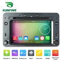 4 ядра 800*480 Android 5.1 автомобильный DVD GPS навигации игрока стерео для Alfa Romeo spider (2006 г.) радио Bluetooth