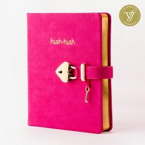 Image 1 - هوش هوش بلدي مذكرات سرية الطبعة الذهبية ، مجلة دفتر مذكرات مع قفل * أفضل بائع