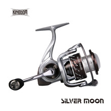 Kingdom lure fishing spinning reel  metal spin reel 10+1BB  model SM1000 SM3000