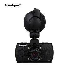 Blueskysea Ambarella A12 HD 1440 P 1296 P 2.7 дюймов экран автомобиль тире Камера видео Запись DVR LDWS дополнительно GPS CPL