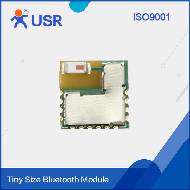 все цены на USR-BLE101 Tiny Packaging Bluetooth Module Built-in iBeacon Protocol Supported 10Pcs/Lot онлайн