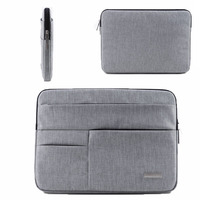 New Fashion Laptop Case Woolen Felt Notebook Sleeve Bag Ultrabook Pouch Case 13 14 15 For