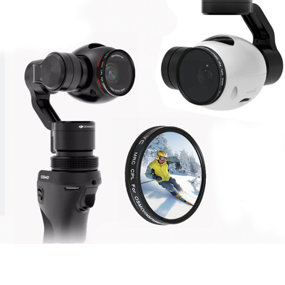 UV CPL ND2-400 ND8 ND16 Lens Filter for DJI OSMO X3 Handheld Gimbal Stabilizer Inspire 1 Drone Camera Lens Spare Parts AccessoryUV CPL ND2-400 ND8 ND16 Lens Filter for DJI OSMO X3 Handheld Gimbal Stabilizer Inspire 1 Drone Camera Lens Spare Parts Accessory