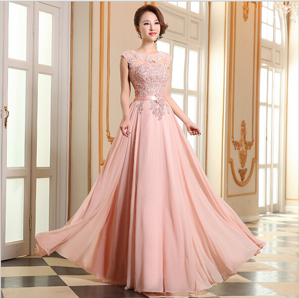 Aliexpress.com : Buy Suosikki 2016 Elegant Avondjurk Grace Long A ...