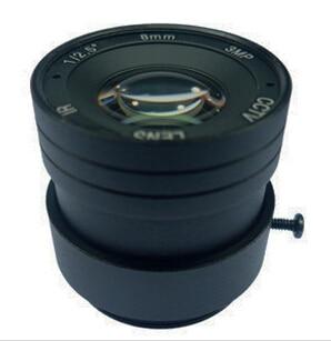 1 2 5inch 8mm 3Megapixel CS mount IR font b CCTV b font Lens for security