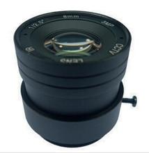 1/2.5inch 8mm 3Megapixel CS-mount IR CCTV Lens for security camera