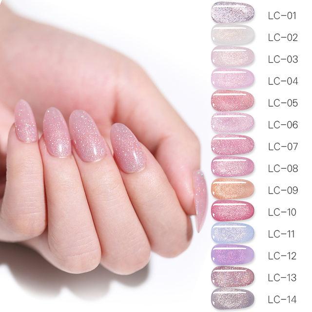 LILYCUTE 7ml UV Gel Nail Polish
