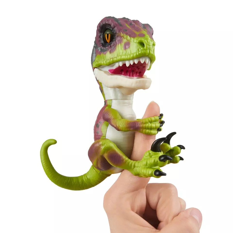Untamed Raptor by Fingerlings Interactive Collectible Dinosaur for children gift toys untamed raptor by fingerlings interactive collectible dinosaur for children gift toys