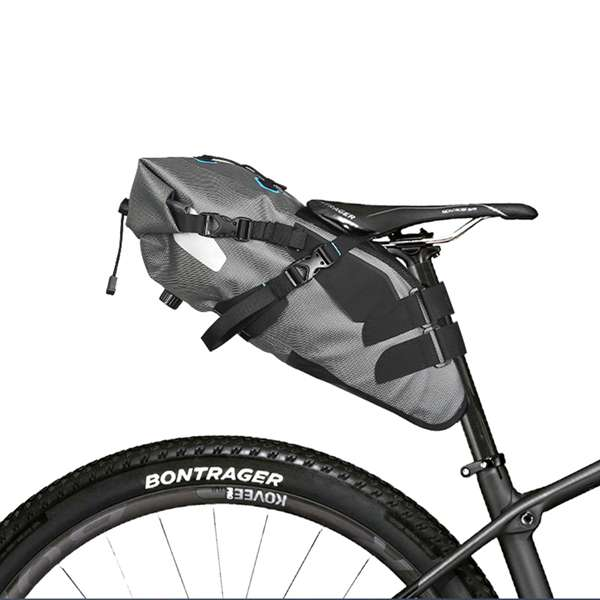 Good deal-ROSWHEEL Attack Series 131457 7L 100% Waterproof Cycling Bicycle Bags Bike Tail Saddle Bags Seat Packs Storage Pouch цена