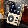 Aigo Original Sin Pérdidas de ALTA FIDELIDAD Portátil Reproductor de Música MP3 8G 2.2 pulgadas Visualización de la Pantalla LED Soporte APE FLAC WAV OGG WAV ACC M4a