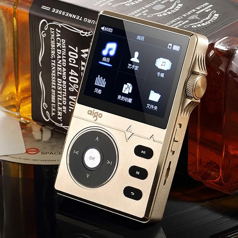 Original Aigo Portable HIFI Lossless font b MP3 b font Music font b Player b font