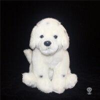 Plush Animals Doll Toy Simulation Dalmatians Dogs Children'S Toys Birthday Gifts Rare