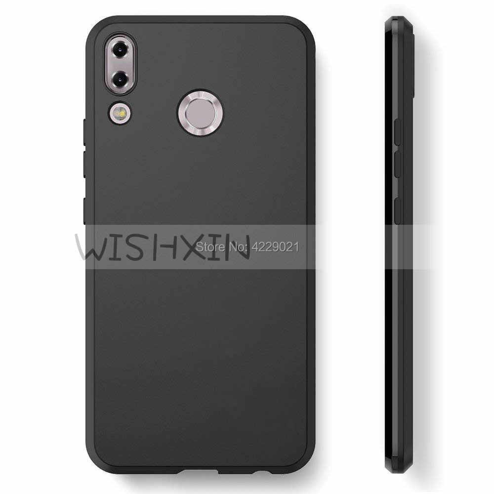 Para Asus Zenfone 5Z ZS620KL funda completa de silicona TPU suave para Asus Zenfone 5Z ZS621KL X00QD 6,2 pulgadas teléfono Delgado casos