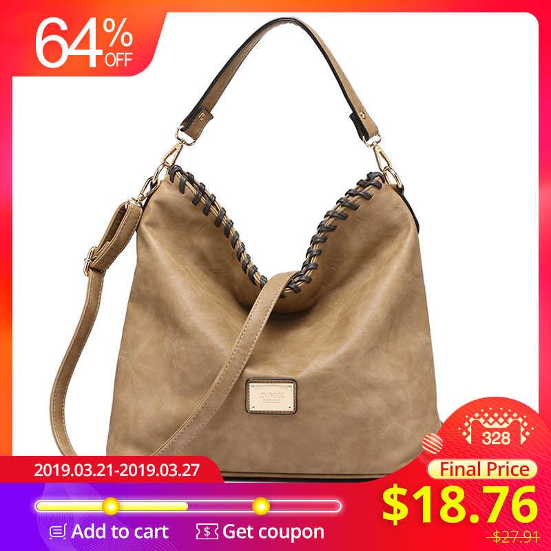 fa414eaf57 L'AMOUREUX femmes épaule sac bandoulière sac à main féminin célèbre marques  sacs de postier