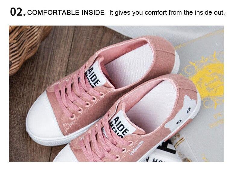 Sapatos Da Moda Das Sapatilhas Das Mulheres