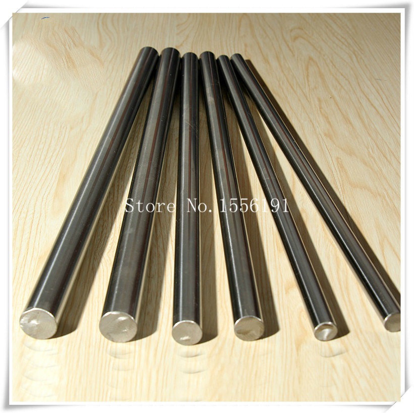 WCS6*1000mm Solid cylinder axis Can be 0.2~6M Linear Shaft guide rail,6mm Motion Bearings,Quenched rod,Hard chrome plated shaft ld7530pl ld7530 sot23 6