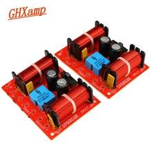 GHXAMP 150 wát 3 Way Crossover Loa Bass Tweeter Tầm Trung Cho 10 inch Woofer Loa Rạp Hát Tại Nhà Lọc 12db 45 hz 20 khz 2 cái