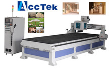 China new design 1500*4500mm big computer controlled wood router