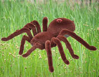 April Fool Halloween Simulation Electric Remote Control Toys Spider Realistic RC Animals Tricky Scary Toy Funny Prank Gift Toys
