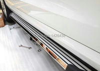 2x Deluxe Running Boards Side Step Nerf Bars For Mitsubishi ASX 2010 2012