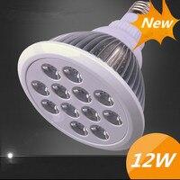 Free Shipping NEW PAR38 LED Light Bulb Lamp 12W For Shop Store Commercial Lighting AC110 240V