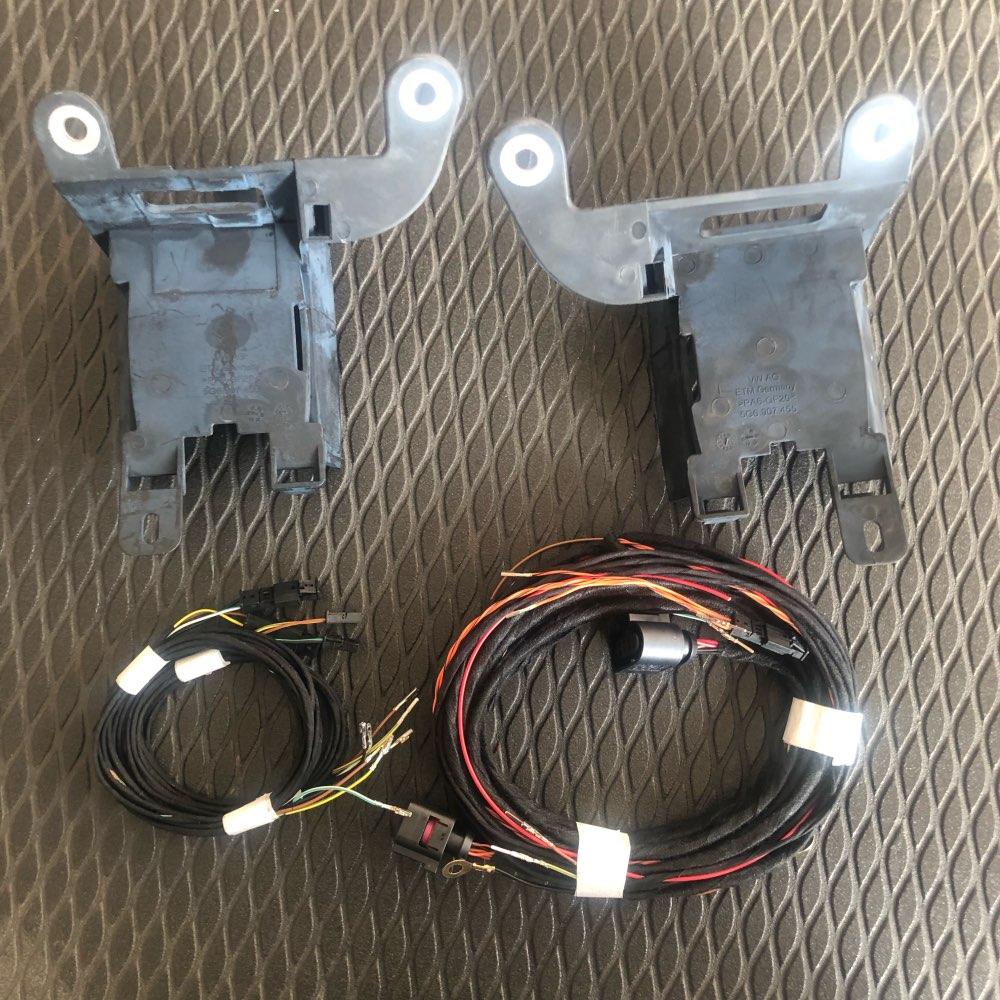 For VW Golf 7 GTI Lane Change Assist Bracket wire