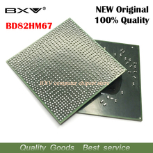 BD82HM67 SLJ4N 100% new original BGA chipset for laptop free shipping with full tracking message