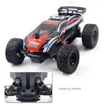Original 1:24 High Speed Racing Car Remote Control Climbing Car RC Car 2.4G Monster Truck Off-Road Vehicles For Children Gift