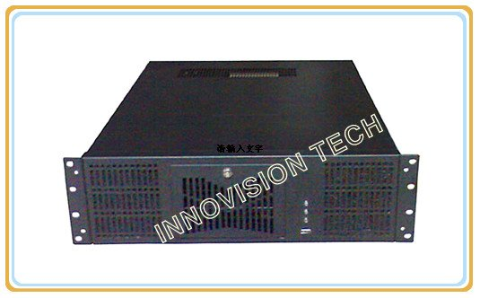 Industrial Computer RC3550 3U Rack Mount Chassis