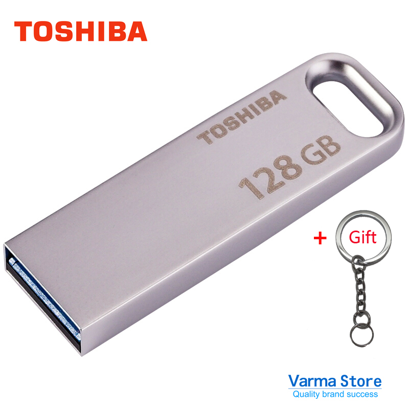 Toshiba USB Flash Drive 3.0 U363 Metal Drive USB3.0 High-Speed 128GB usb stick USB flash disk  Transmemory flashdisk pendrive