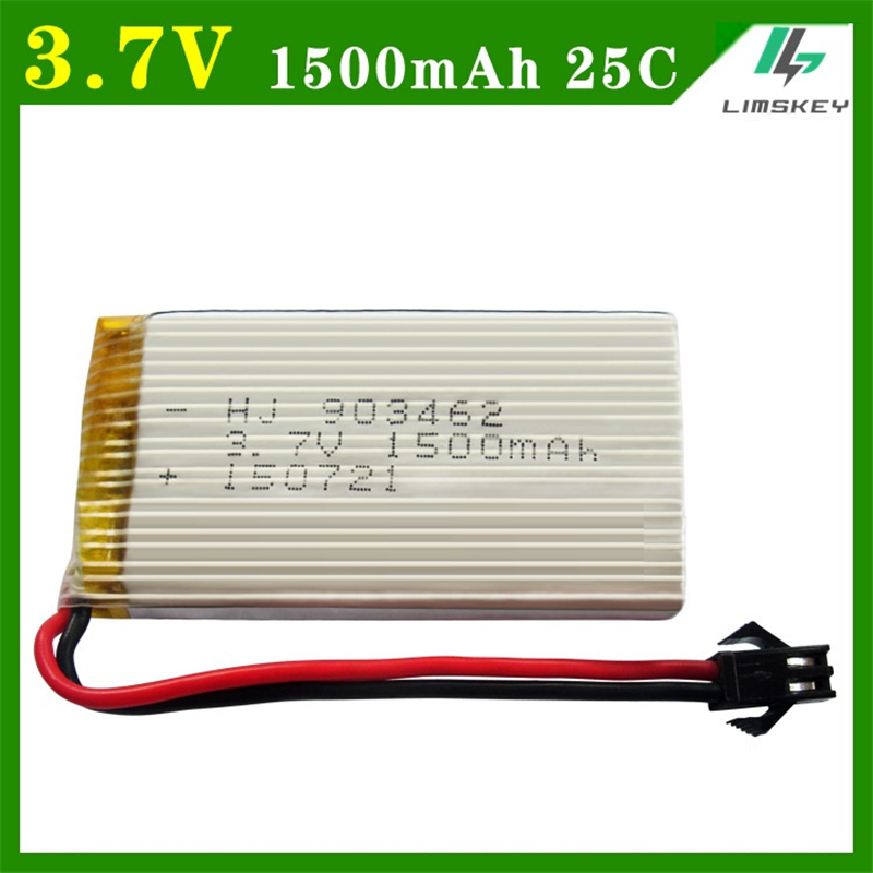 3.7V 1500mAh YAXUAN YX693-1 YX709-1 remote control plane aircraft battery 3.7V 1500mAh 25c lithium battery model aircraft 903462 1 400 jinair 777 200er hogan korea kim aircraft model