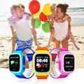 Child smart watch GPS + wifi+base station triple positioning sos emergency alarm compatible IOS and Android support SIM card